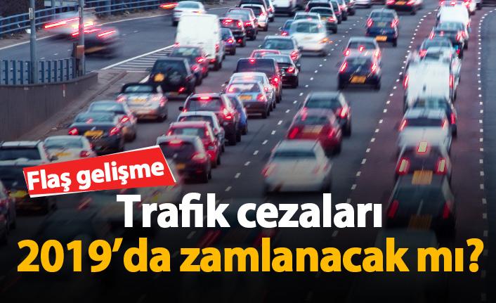 Trafik cezaları 2019'da artacak mı?