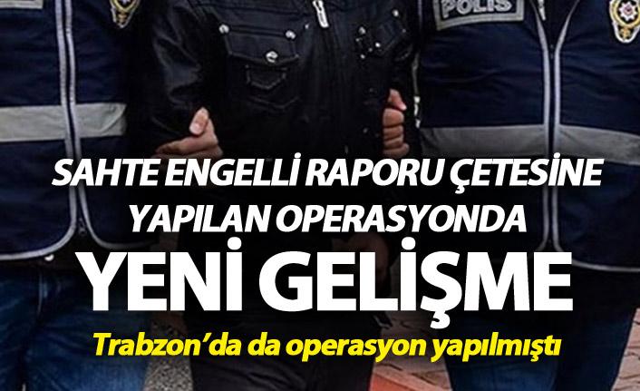 Trabzon dahil 5 ilde yapılan operasyonda yeni gelişme
