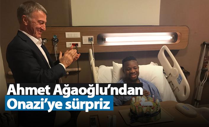 Ahmet Ağaoğlu'ndan Onazi'ye sürpiz