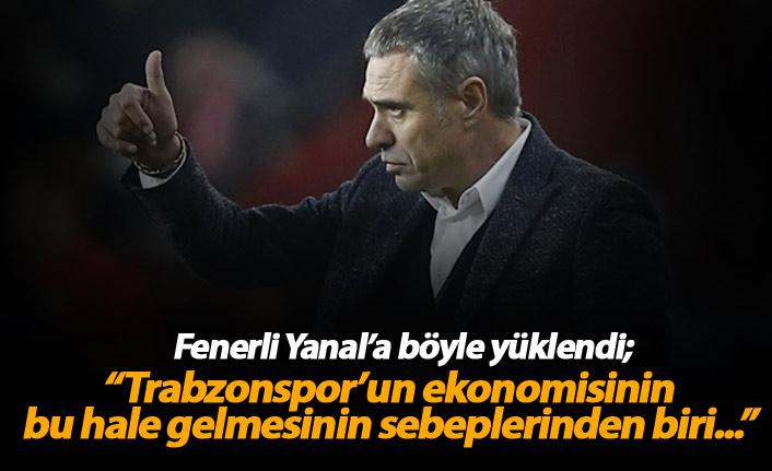 Çakar'dan Yanal'a Trabzonspor eleştirisi