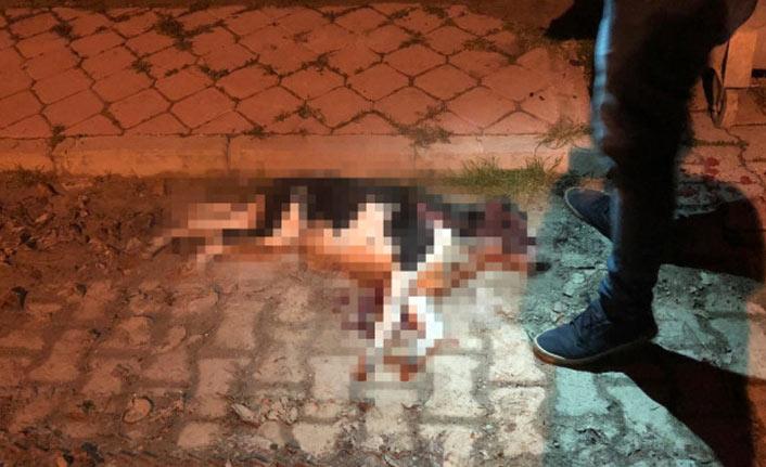 Isparta'da köpek vahşeti!