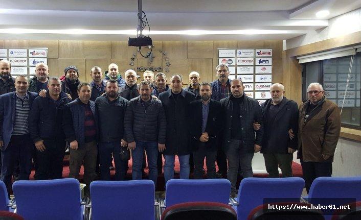 Fatih Sanayi Sitesi'nin yeni yönetimi belli oldu