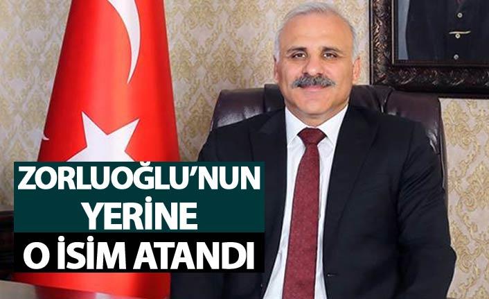 Murat Zorluoğlu'nun yerine o isim atandı