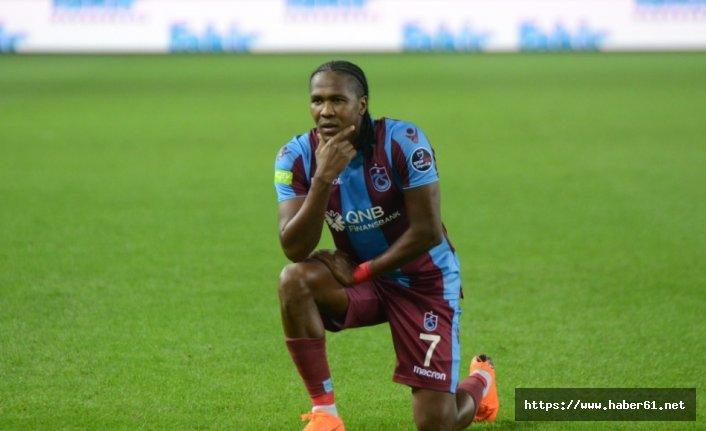 Rodallega Trabzonspor'daki geleceği hakkında konuştu! Burada mutluyum ama...