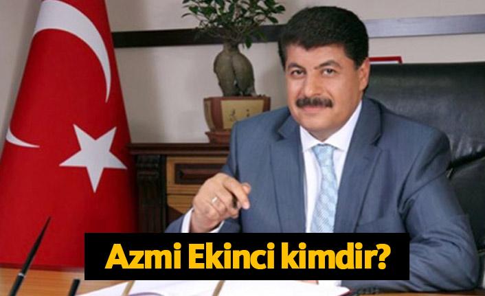 AK Parti Esenyurt Belediye Başkan Adayı Azmi Ekinci kimdir?