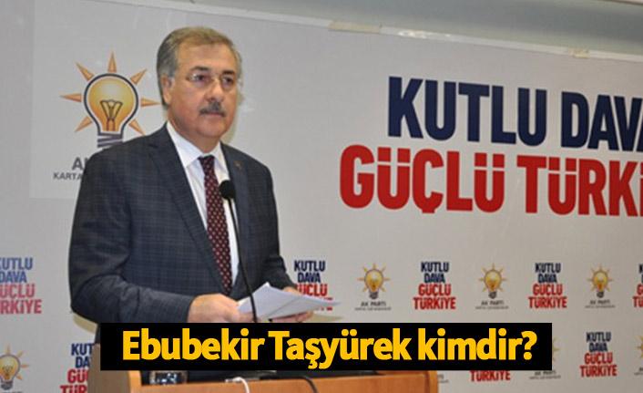 AK Parti Kartal Belediye Başkan Adayı Ebubekir Taşyürek kimdir?