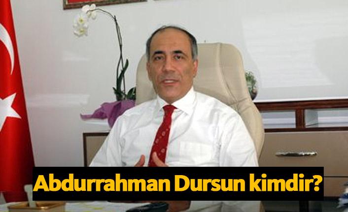 AK Parti Sultangazi Belediye Başkan Adayı Abdurrahman Dursun kimdir?