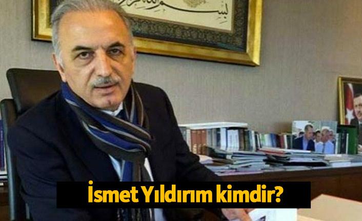 AK Parti Ümraniye Belediye başkan adayı İsmet Yıldırım kimdir?