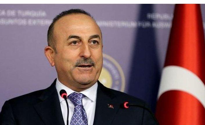 Çavuşoğlu, eski Suudi Dışişleri Bakanı el-Cubeyr'le görüştü