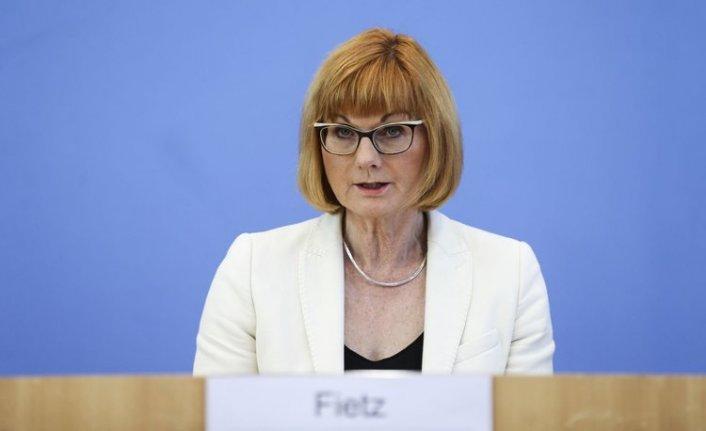 """Fietz: """"Merkel, Türkiye'nin rolünü takdir etti"""""""