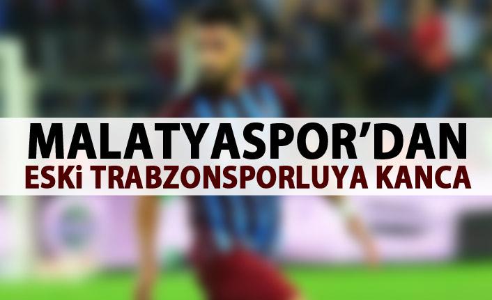 Malatyaspor eski Trabzonsporlunun peşinde