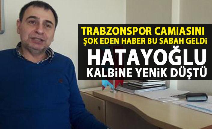 Trabzonspor camiasına acı haber!