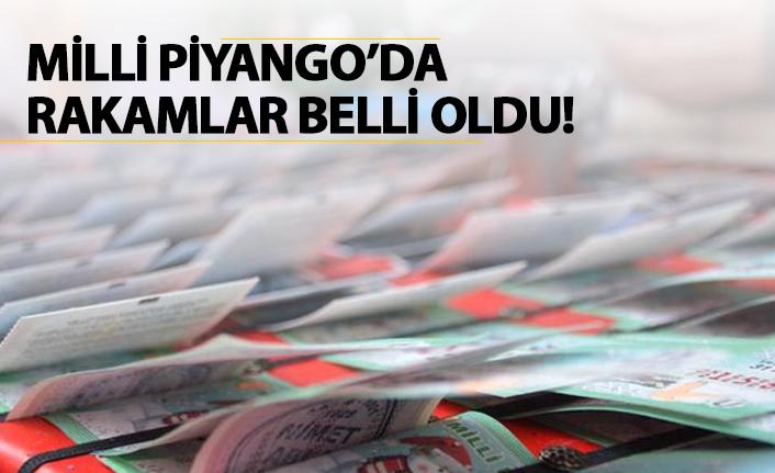 Milli Piyango'da rakamlar belli oldu!
