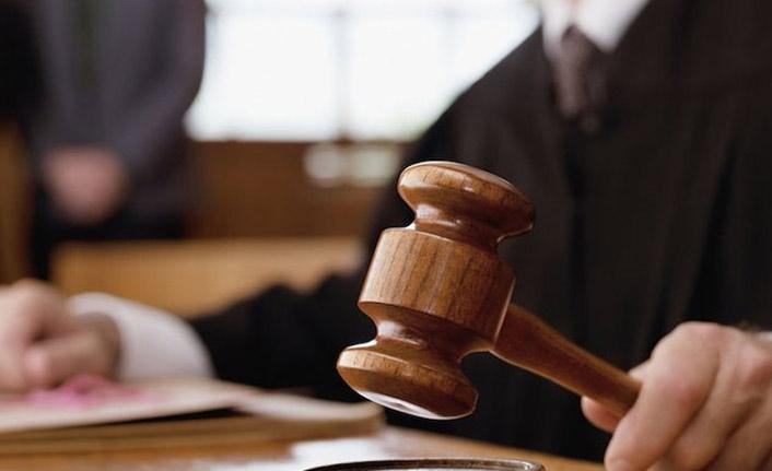 Eski savcıyı öldüren zanlıya müebbet hapis talebi