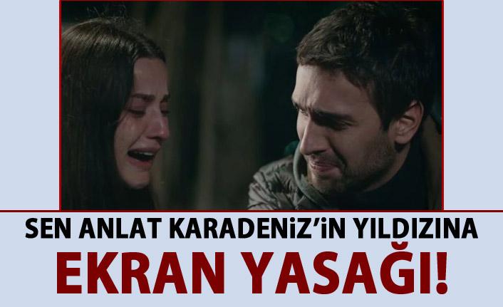 İrem Helvacıoğlu'na ekran yasağı