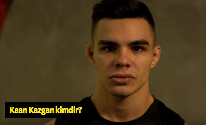 Survivor 2019 adayı Kaan Kazgan kimdir?