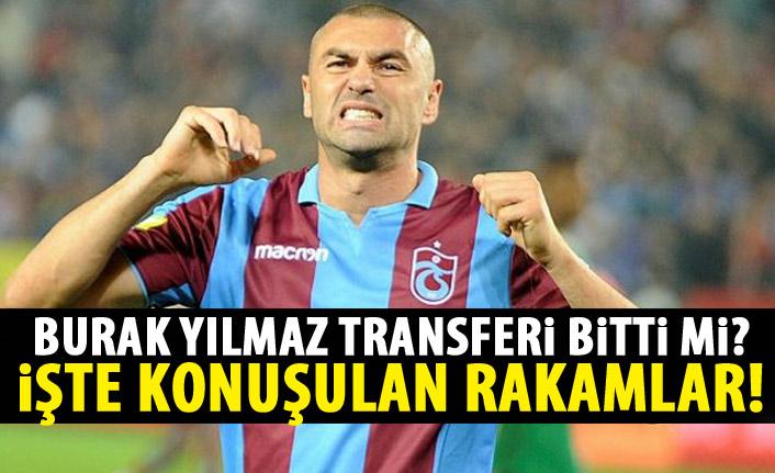 Burak Yılmaz Beşiktaş'a imza attı mı?