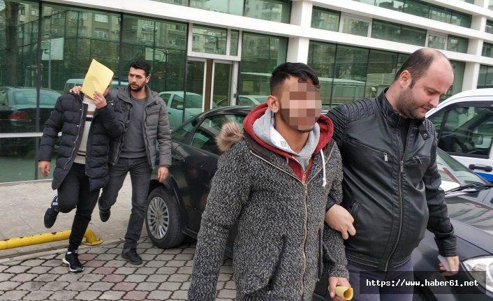 İnşaattan hırsızlığa 3 tutuklama