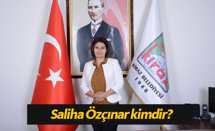 AK Parti Kiraz Belediye Başkan Adayı Saliha Özçınar kimdir?