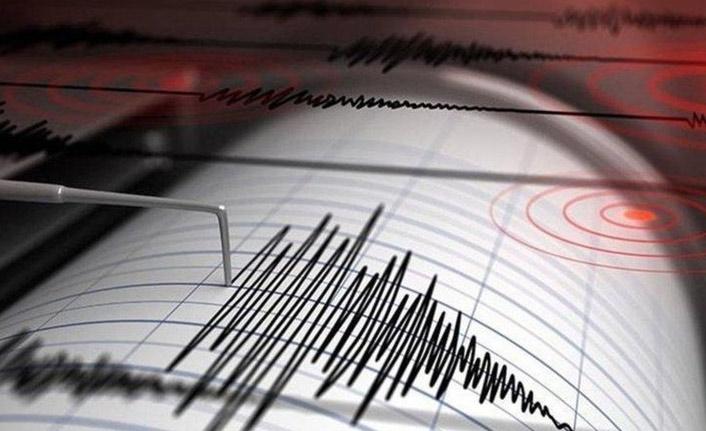 Bursa'da 3.9 büyüklüğünde deprem!