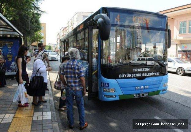 65 yaş üstü vatandaşların bedava otobüs hakkını böyle eleştirdi; Otobüsleri huzur evine çevirdiniz!