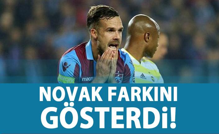 Novak farkı!