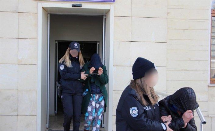 Uşak'ta uyuşturucu operasyonu