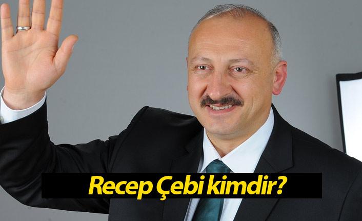 AK Parti Araklı Belediye Başkan Adayı Recep Çebi kimdir?