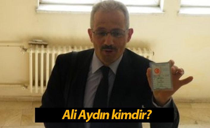 AK Parti Köprübaşı Belediye Başkan Adayı Ali Aydın kimdir?