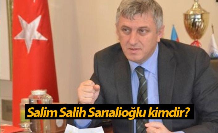 AK Parti Of Belediye Başkan Adayı Salim Salih Sarıalioğlu kimdir?