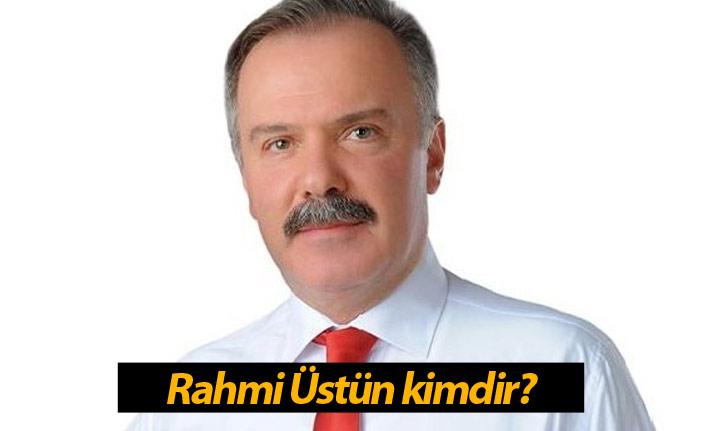 AK Parti Sürmene Belediye Başkan Adayı Rahmi Üstün kimdir?