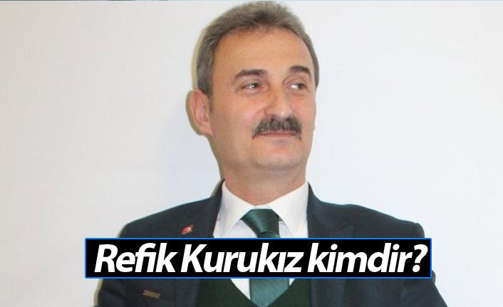 MHP Şalpazarı Belediye Başkan Adayı Refik Kurukız kimdir?