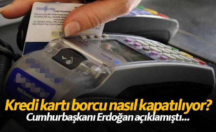 Ziraat Bankası kredi kartı yapılandırması nasıl yapılıyor?