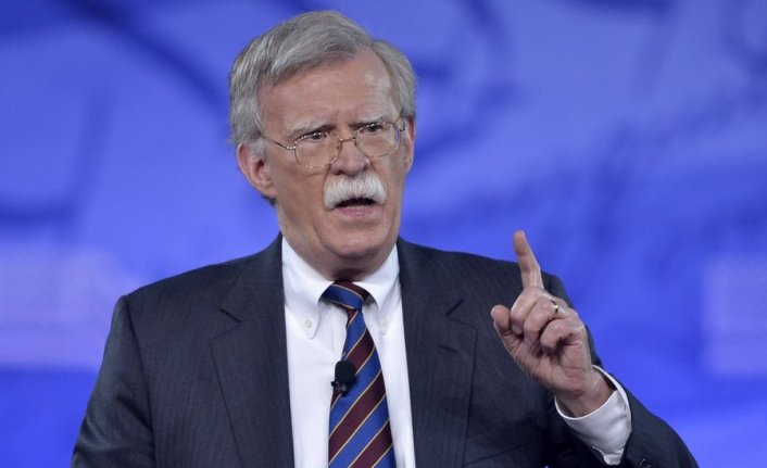 ABD Ulusal Güvenlik Danışmanı Bolton'dan Türkiye açıklaması