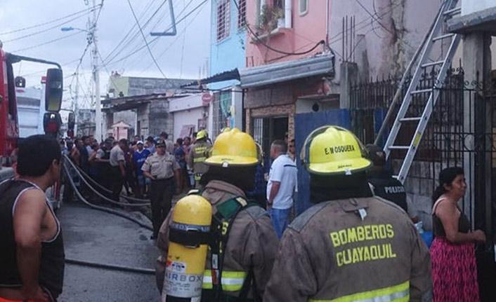 Rehabilitasyon merkezinde yangın: 18 ölü