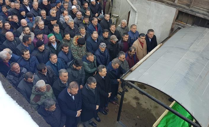 İYİ Parti Yomra adayının acı günü