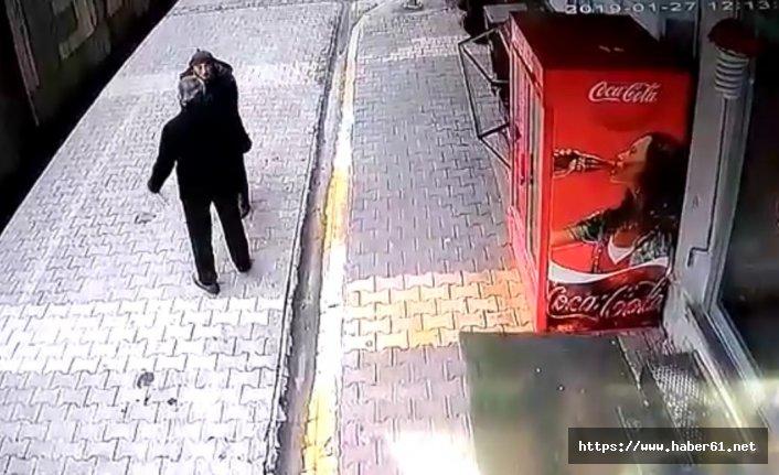Sokak ortasında infaz saniye saniye görüntülendi!