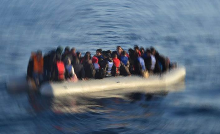57 Suriyeli kaçak göçmen yakalandı