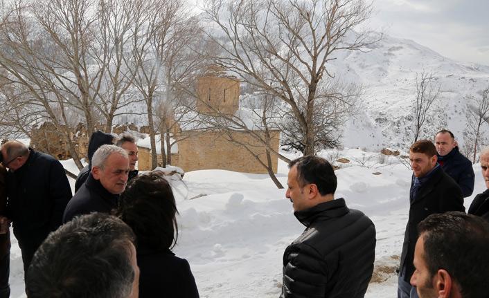 İmera Manastırı ve Krom Antik kentine inceleme