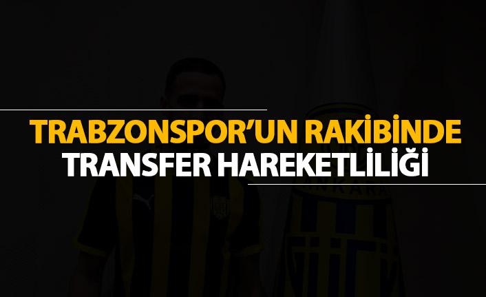 Trabzonspor'un rakibinde transfer hareketliliği