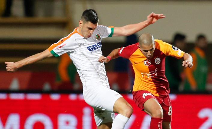 Galatasaray deplasmanda berabere!