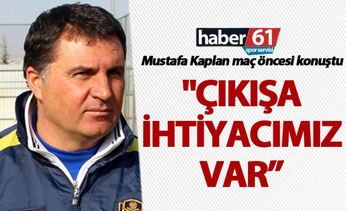 """Mustafa Kaplan: """"Çıkışa ihtiyacımız var"""""""