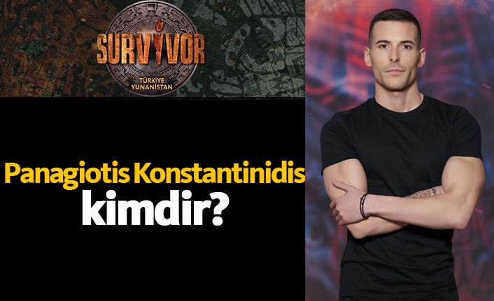 Survivor Yunanistan'daki Panagiotis Konstantinidis kimdir?