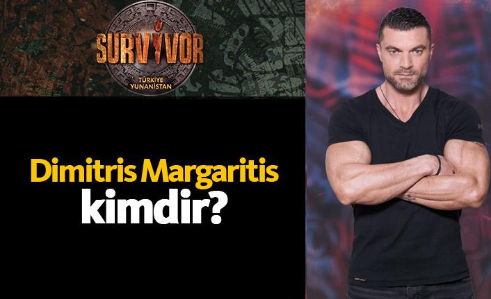 Survivor Yunanistan yarışmacısı Dimitris Margaritis kimdir?