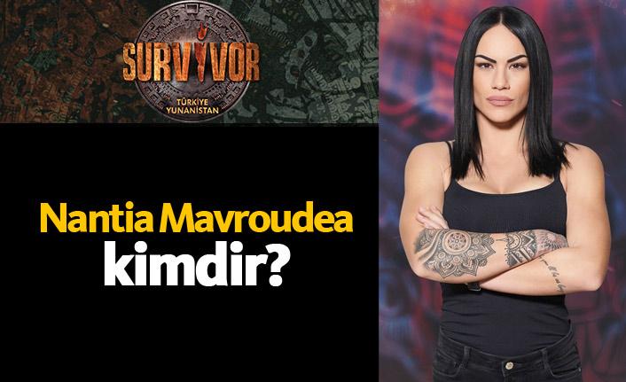 Survivor Yunanistan yarışmacısı Nantia Mavroudea kimdir?