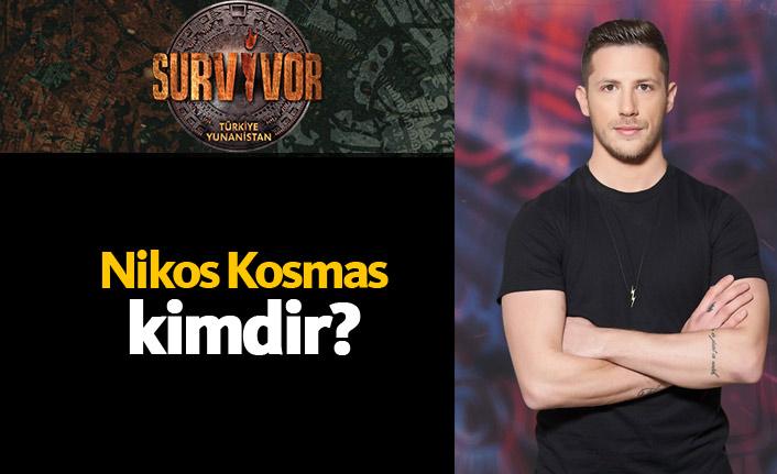 Survivor Yunanistan yarışmacısı Nikos Kosmas kimdir?