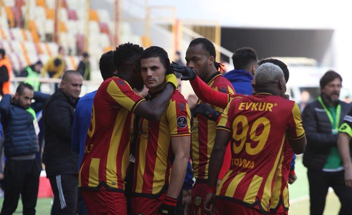 Yeni Malatyaspor evinde berabere!