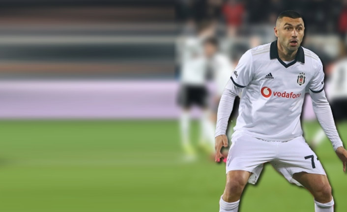 Burak Beşiktaş için fedakarlık yapmış!