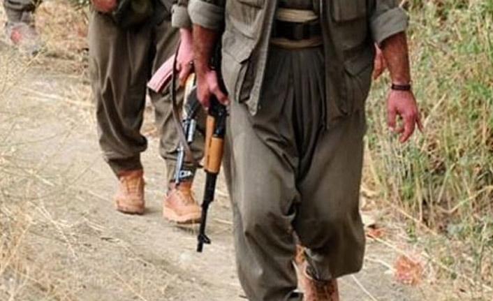 PKK'ya ait muhimmat ele geçirildi