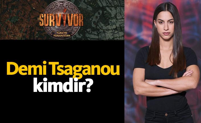 Survivor Yunanistan yarışmacısı Demi Tsaganou kimdir?